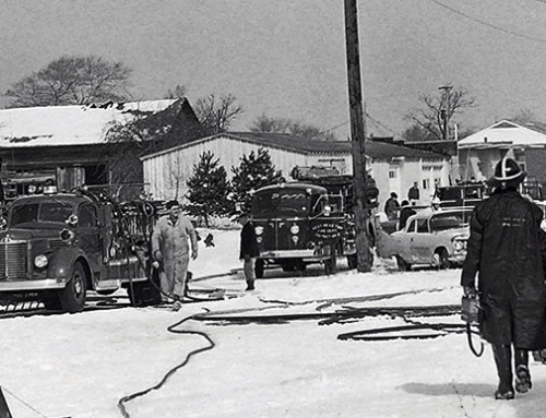 West Mead Community Building 1964