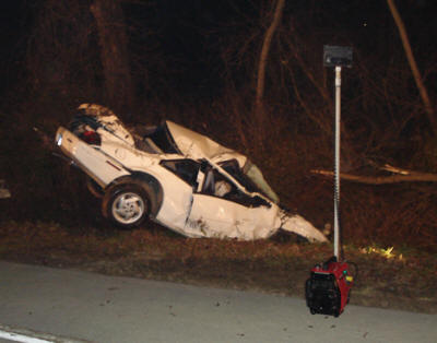 2006 mva 01 - Route 322 Motor Vehicle Accident