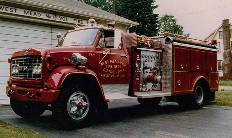 West Mead 1 Truck 11