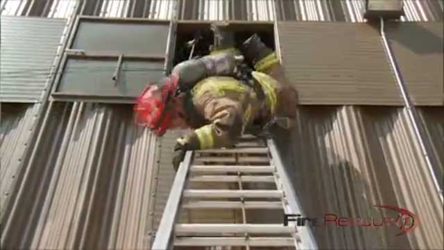 ladder bailout techniques training video