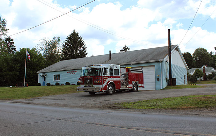 liberty st station 2015 - About West Mead #1 Volunteer Fire Company