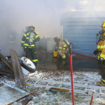 calvin st garage fire 07 150x150 - Photo Gallery