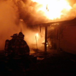 commercial garage fire 1 150x150 - Photo Gallery