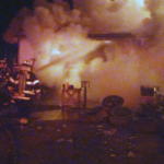 commercial garage fire 2 150x150 - Photo Gallery