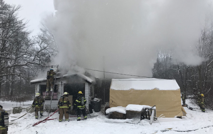 firefighters operate structure fire Oakgrove 700x441 - Home