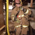 Craig Lauer belay line horse shoe rescue 150x150 - Double Horse Shoe Rescue Drill