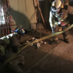 Zook Chornack prepare double horse shoe rescue 150x150 - Double Horse Shoe Rescue Drill