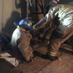 firefighter rescue double horse shoe 150x150 - Double Horse Shoe Rescue Drill