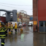 firefighters clean up equipment Advanced Cast Products 150x150 - Explosion, Fire at Advanced Cast Products