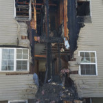 pile contents overhaul 150x150 - House Fire on Snake Road, Assist to Cochranton