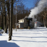 single family dwelling fire Snake Rd 150x150 - House Fire on Snake Road, Assist to Cochranton