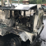 vehicle fires suit kote 08 150x150 - Vehicle Fire at Suit Kote