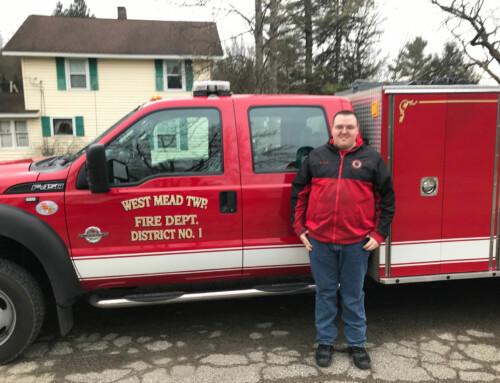 EMT Kyle Corey Trained on 28-14