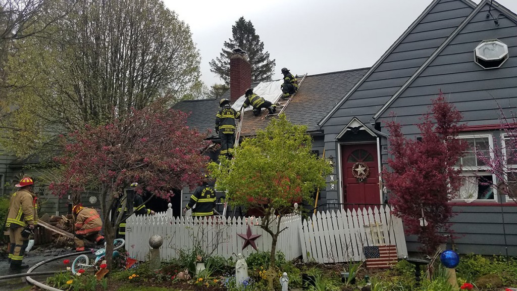 08 West Mead 2 salvage 1024x576 - Two Dogs Rescued at Brawley Ave Structure Fire