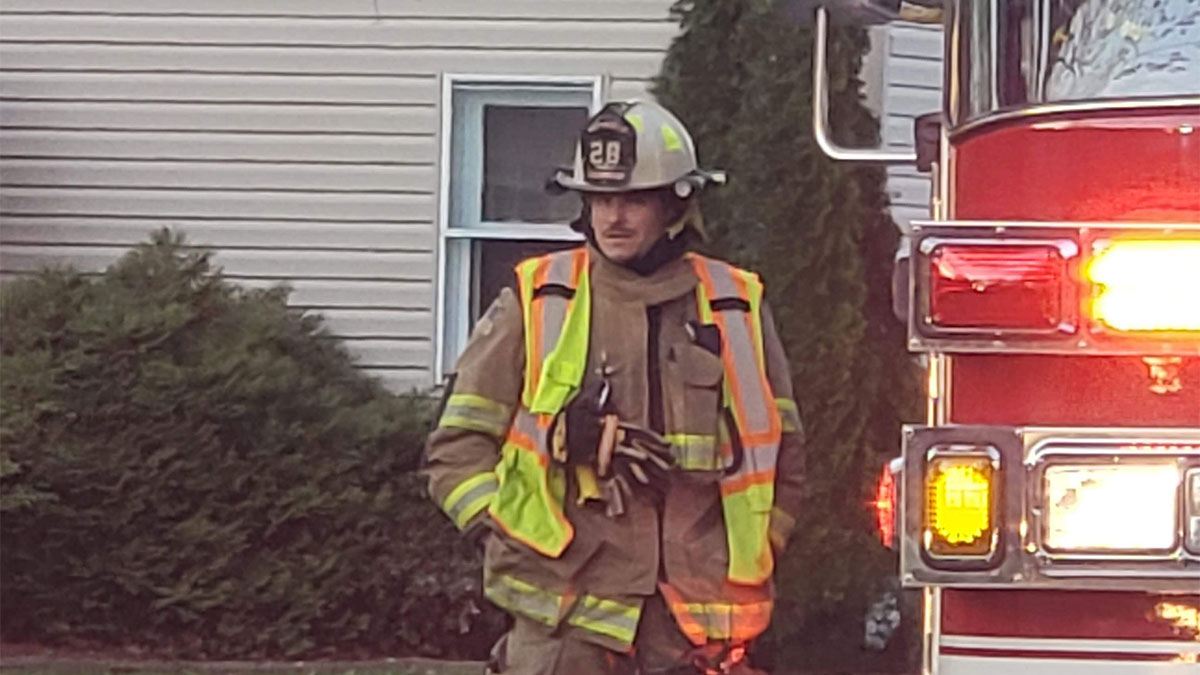 Ryan Zook 28 12 operator - Reported Fire, Tree Down, and Gas Leak