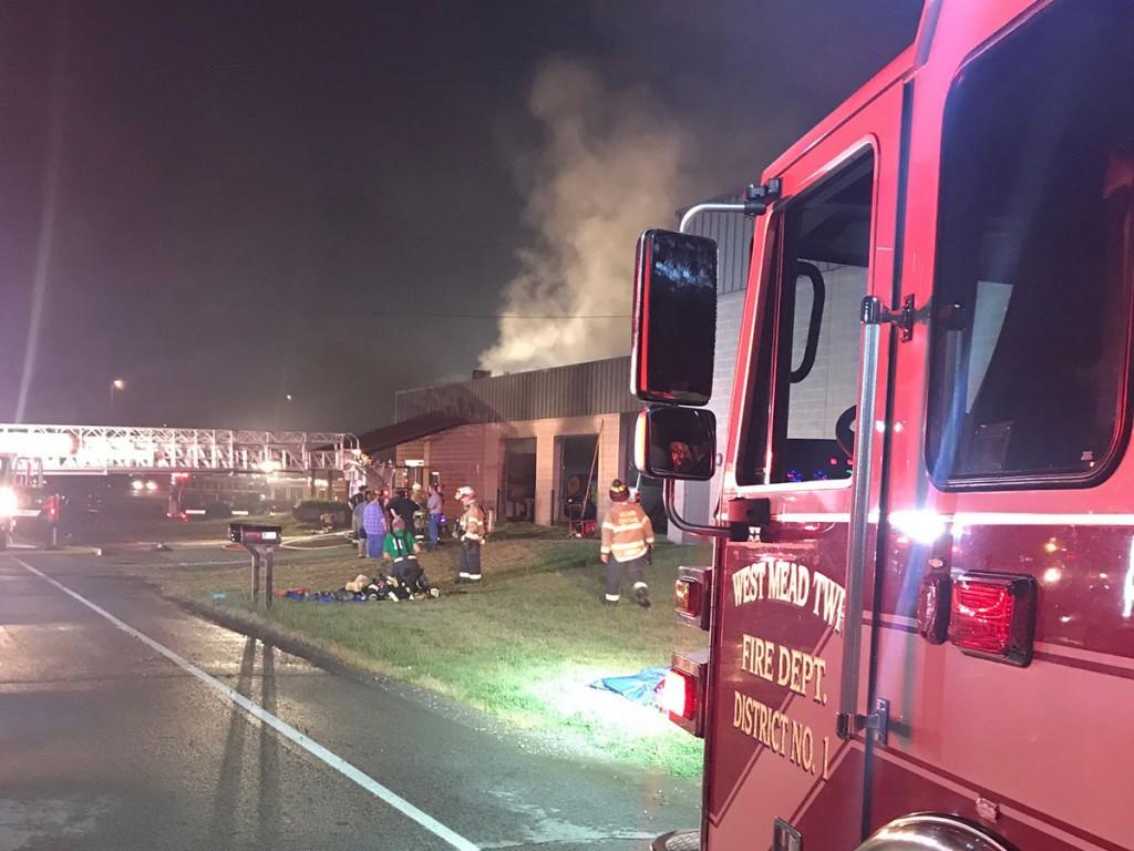 28 13 smoke laundromat 1024x768 - Commercial Fire on Bessemer St